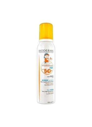 Bioderma Bioderma 150 Ml Photoderm Kid Spf50+ Sun Foam Renksiz